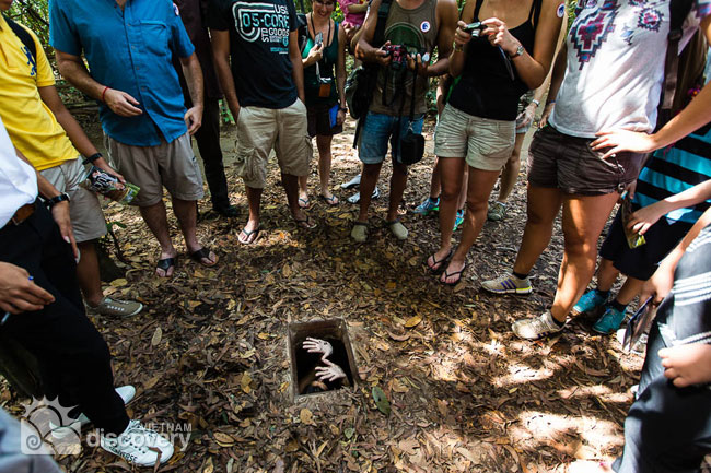 Cu Chi Tunnels - Things to do in Ho Chi Minh City 265