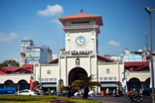 Ben Thanh ancient market in Ho Chi Minh City - City Tours in Saigon