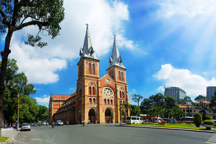 Notre Dame Cathedral Ho Chi Minh City Travel Guide