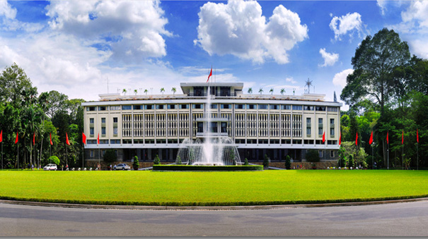 Independence Palace in Ho Chi Minh City Travel guide