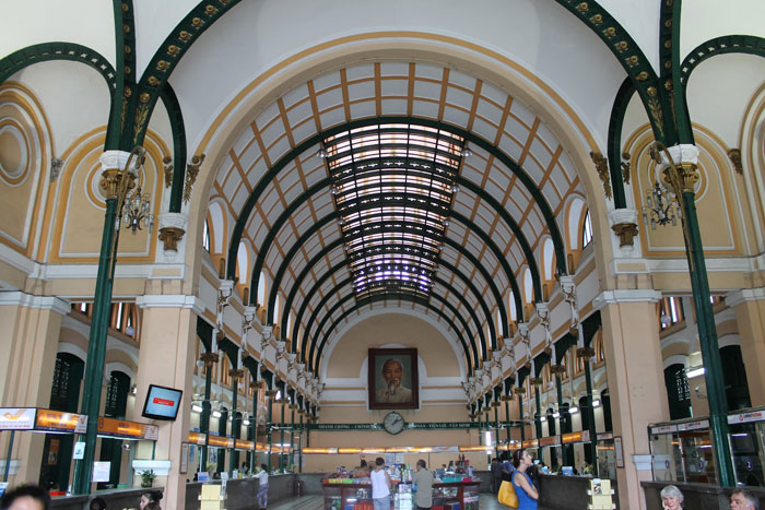 Saigon Central Post Office in Ho Chi Minh City Travel guide