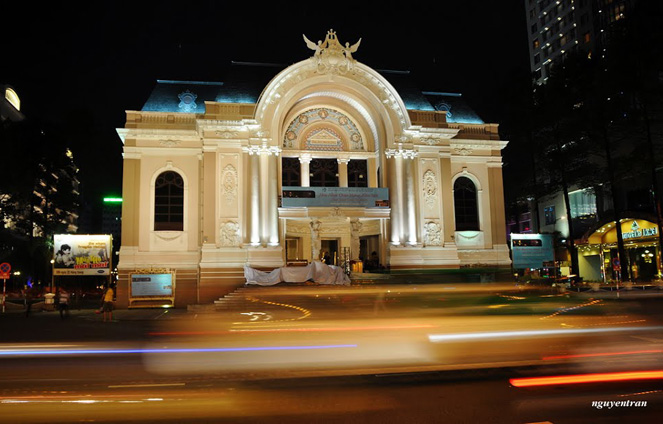 Saigon Opera House in Ho Chi Minh City Travel guide