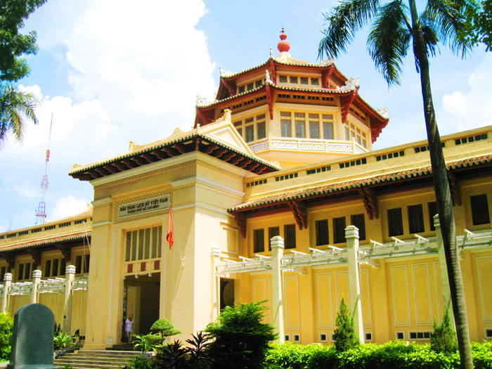 Vietnamese Museum of History Ho Chi Minh City Travel guide