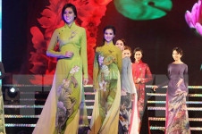 Ao Dai Festival 2015 organized in Ho Chi Minh City - Things to do in HCMC