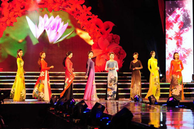 Ao Dai Festival 2015 - Things to do in Ho Chi Minh City