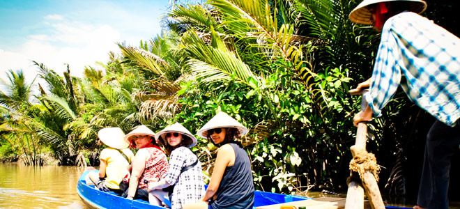 Mekong Delta Green Tourism Week 2015 - Things to do in Mekong Delta