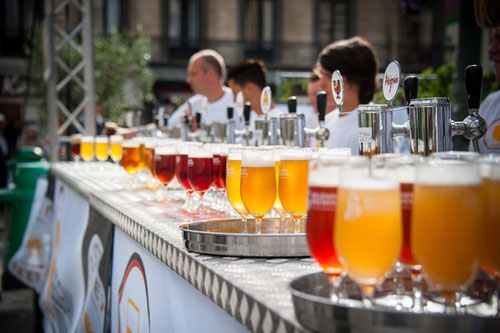 Belgian beer festival in HCM City - Things to do in Ho Chi Minh City