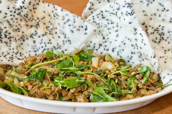Hue dishes at Tan Dinh Market food map Saigon - Ho Chi Minh City Travel Guide