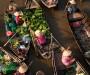 Bustling Cai Rang floating market - Mekong delta tour to floating market