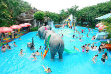 Dam Sen water park - Ho Chi Minh City tour