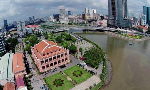 Ho chi Minh Museum - Ho Chi Minh City tours