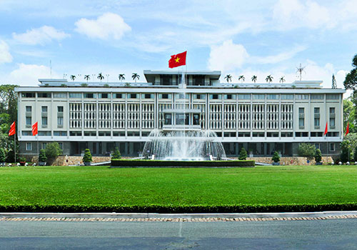 Saigon Reunification Palace - Ho Chi Minh City tours